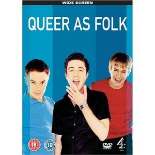 Queer As Folk   Complete First Series (2 DVD) [Non US Format, PAL, Region 2, Import]: Aidan Gillen, Craig Kelly, Charlie Hunnam, Denise Black, Jason Merrells: Movies & TV