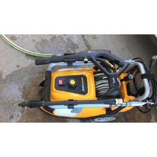 Powerworks 51102 1700 PSI Electric Pressure Washer 1.4GPM with Quiet Induction Motor : Patio, Lawn & Garden