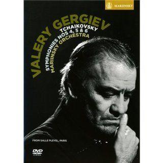 Tchaikovsky: Symphonies Nos.4 6: Mariinsky Orchestra, Valery Gergiev: Movies & TV