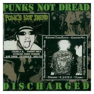Punks Not Dread / Discharge Music