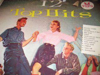12 Top Hits [Rockin Robin, Volare, Bird Dog, Tears on My Pillow, Farefly, Call Me, More] Music