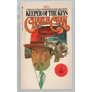 Keeper of the Keys A Charlie Chan Mystery (Charlie Chan Mysteries) Earl Derr Biggers 9780897335959 Books