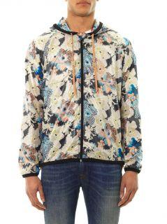 Lightweight floral print jacket  Marc Jacobs