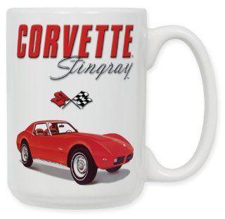 74 Sting Ray 15 Oz. Ceramic Coffee Mug Kitchen & Dining