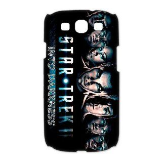 Star Trek Into Darkness Movie Actors Poster Samsung Galaxy S3 I9300 I9308 I939 Case Cover Unque Comes in Case: Cell Phones & Accessories