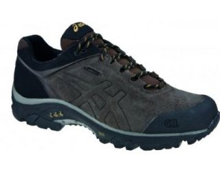 ASICS GEL ARATA GORE TEX Waterproof Trail Walking Shoes   8   Brown Shoes