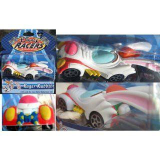 Disney Racers Roger Rabbit 1/64 Scale Die Cast Metal Body Racer Toys & Games
