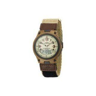 Casio Databank World Timer Men's Digital Watch AW80V 5BV Clothing