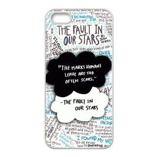 The Fault in Our Stars Okay iPhone 5 5S Unique Design Unique Gift Cover Case: Cell Phones & Accessories