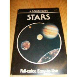 Stars: A Guide to the Constellations, Sun, Moon, Planets and Other Features of the Heavens (A Golden guide): Robert H. Baker, Herbert Spencer Zim, James Gordon Irving: 0033500844935: Books
