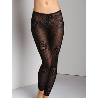 Only Hearts Abby Rose Leggings Black at  Women�s Clothing store