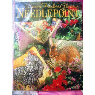 Donna Kooler's Glorious Needlepoint Donna Kooler 9780806931524 Books
