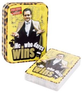 Only Fools And Horses Playing Cards: Clothing