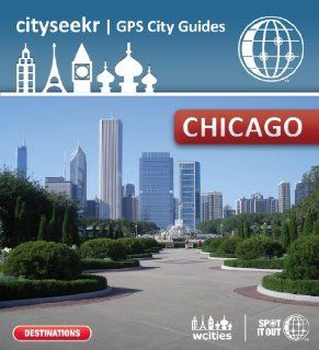 CitySeekr GPS City Guide   Chicago for Garmin (PC only) [Download]: Software