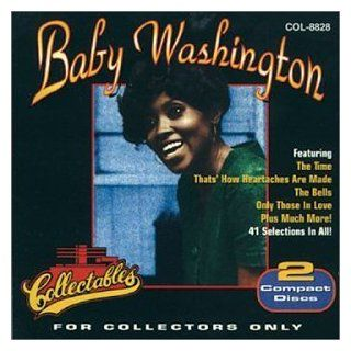 Baby Washington For Collectors Only: Music