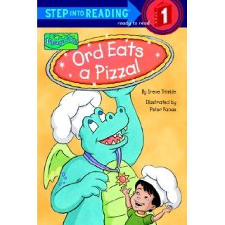 Ord Eats a Pizza (Step Into Reading, Step 1) Irene Trimble, Peter Panas 9780375810855  Kids' Books