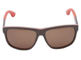 Marc by Marc Jacobs MMJ 417/S Brown Red Layer/Brown