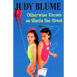 Otherwise Known as Sheila the Great Judy Blume 9780440467014  Kids' Books