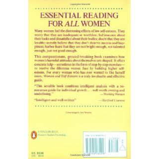 Women and Self Esteem: Understanding and Improving the Way We Think and Feel AboutOurselves: Linda Tschirhart Sanford, Mary Ellen Donovan: 9780140082258: Books