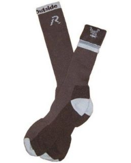 RU Outside Bill Townsend Chinook Socks, Size: Lg, Gender: Mens/Unisex, Primary Color: Black BTSOCK   LG : Snowmobiling Equipment : Sports & Outdoors