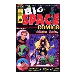 Big Space Comics Comic Library International Volume 7 (Volume 7): George Broderick, Jr., Robyn Chapman, Steve Conley, Mike Churchill, Ken Wheaton, Rob Bihun and others Chris Yambar: Books