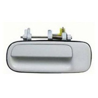 Motorking 6924032041C1 92 96 Toyota Camry White 040 Replacement Rear Driver Side Outside Door Handle 92 93 94 95 96: Automotive