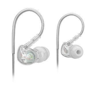 MEElectronics Sport Fi M6 Noise Isolating In Ear Headphones with Memory Wire (Clear) Electronics