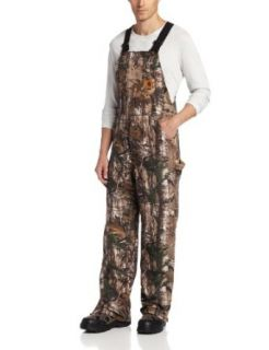 Carhartt Men's Work Camo Bib Overall: Camouflage Hunting Apparel: Clothing