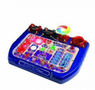 EB Excalibur EI5851BL10 Einstein Science Build Your Own Radio Lab Toys & Games