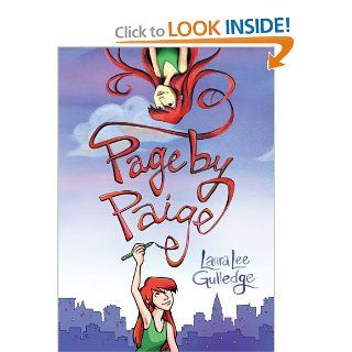 Page by Paige Laura Lee Gulledge 9780810997226 Books