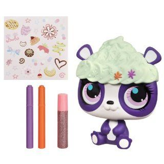 Littlest Pet Shop Sweetest Deco Penny Ling Pet: Toys & Games