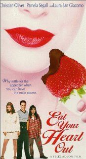 Eat Your Heart Out [VHS]: Christian Oliver, Pamela Adlon, Laura San Giacomo, John Craig, Jackie Guerra, Tod Thawley, Shawnee Smith, Richard Fancy, Christopher Kirby, Leslie Jordan, Phil LaMarr, Linda Hunt, Felix O. Adlon, Eleonore Adlon, Inga Pudenz, Jamie