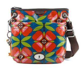 Fossil Key Per Crossbody Zb5229919 Color Floral Shoes