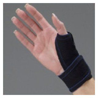 DeRoyal Hospital Grade Thumb Splint, Thermoform * Short, Left, XS * 1 Per EA LMB ™ Brand 359XSL: Health & Personal Care