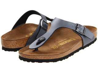 Birkenstock Kids Gizeh Youth Golden Brown Birko Flor