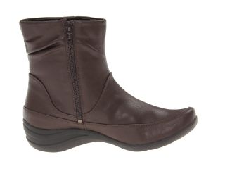 Hush Puppies Alternative Bt Dark Brown Pu
