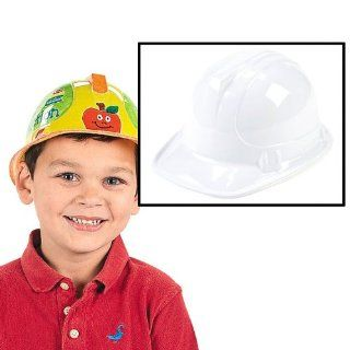 Design Your Own Construction Hats (1 dz): Toys & Games