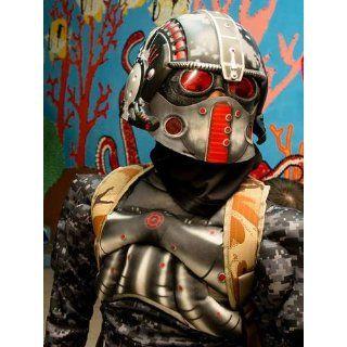 Recon Commando Classic Muscle Costume: Clothing