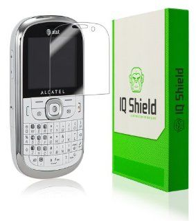 IQ Shield LIQuidSkin   AT&T Alcatel 871A Screen Protector   High Definition (HD) Ultra Clear Phone Smart Film   Premium Protective Screen Guard   Extremely Smooth / Self Healing / Bubble Free Shield   Kit comes with Retail Packaging and 100% Lifetime R