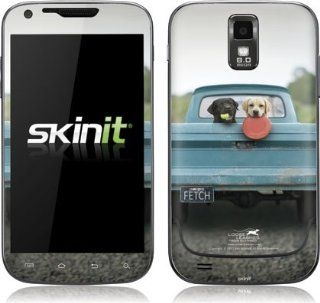 Loose Leashes   Loose Leashes Fetch   Samsung Galaxy S II   T Mobile   Skinit Skin: Cell Phones & Accessories