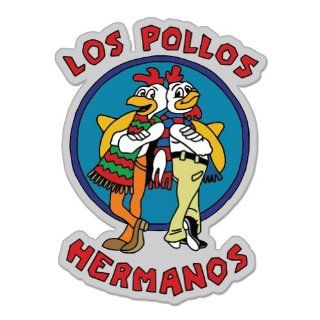 "Los Pollos Hermanos Breaking Bad Car Sticker Decal 5"": Everything Else"