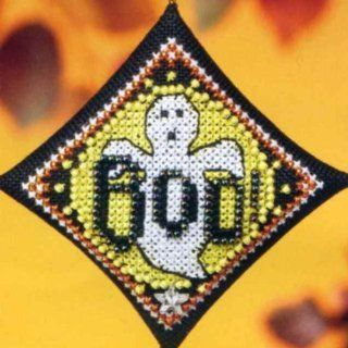 Starlight Ghost   Cross Stitch Kit