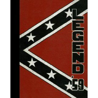 (Reprint) 1959 Yearbook: Robert E. Lee High School, Tyler, Texas: 1959 Yearbook Staff of Robert E. Lee High School: Books