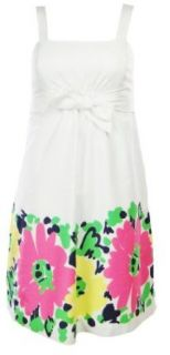 Lilly Pulitzer Women's Doodle Bug Daisy Placed Araline Dress (0) [Apparel] at  Women�s Clothing store