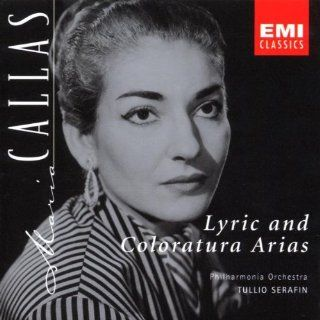 Lyric & Coloratura Arias: Music