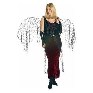 Plus Size Goth Fairy Costume (Size: Women's Plus 14 20): Clothing
