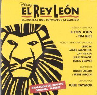 El Rey Leon: El Musical: Music