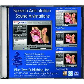 Speech Articulation Windows, Interactive Software Provides Valuable Instructional/clinical Tools for Speech language Pathologists, Otolaryngologists, Speech Scientists, Linguists, Teachers of Singing and Other Professionals, Cd for Windows System, SLP: Ind
