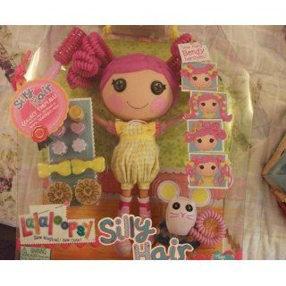 Lalaloopsy Silly Hair Doll   Crumbs Sugar Cookie: Toys & Games