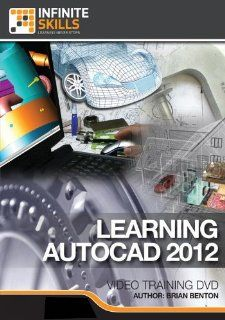 Learning AutoCAD 2012 Training Video [Download]: Software